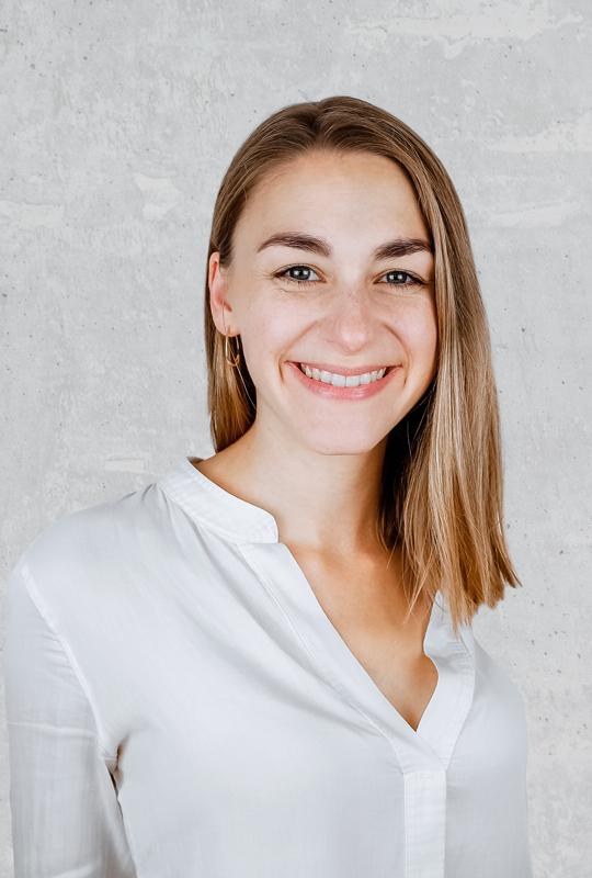 Luisa Sperling - Kommunikationsdesignerin