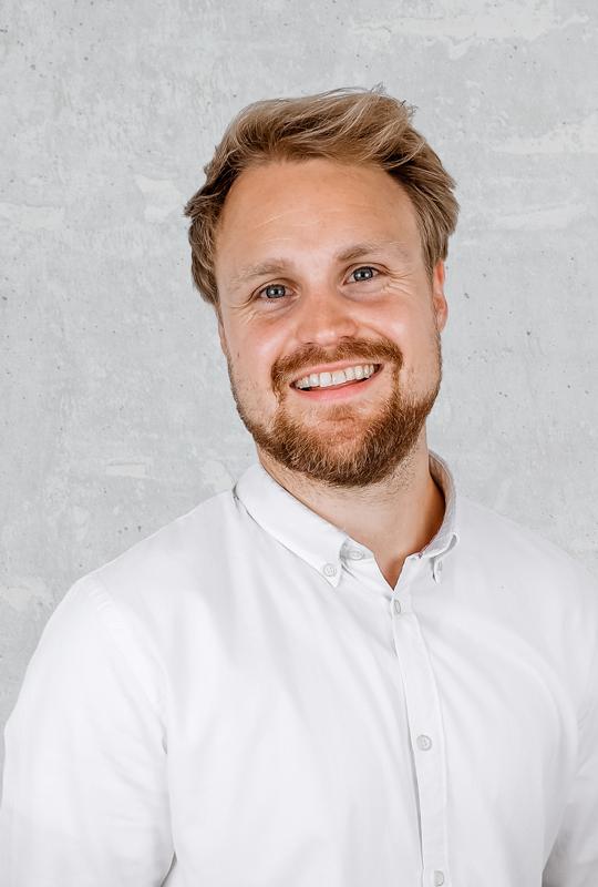 Marius Hamann - Betriebsleiter Hörsinn Neuhausen