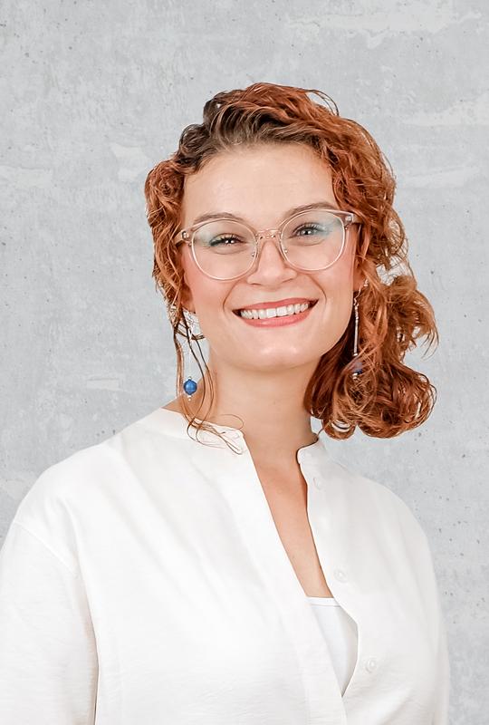 Marlene Drummer - Betriebsleiterin Berglen