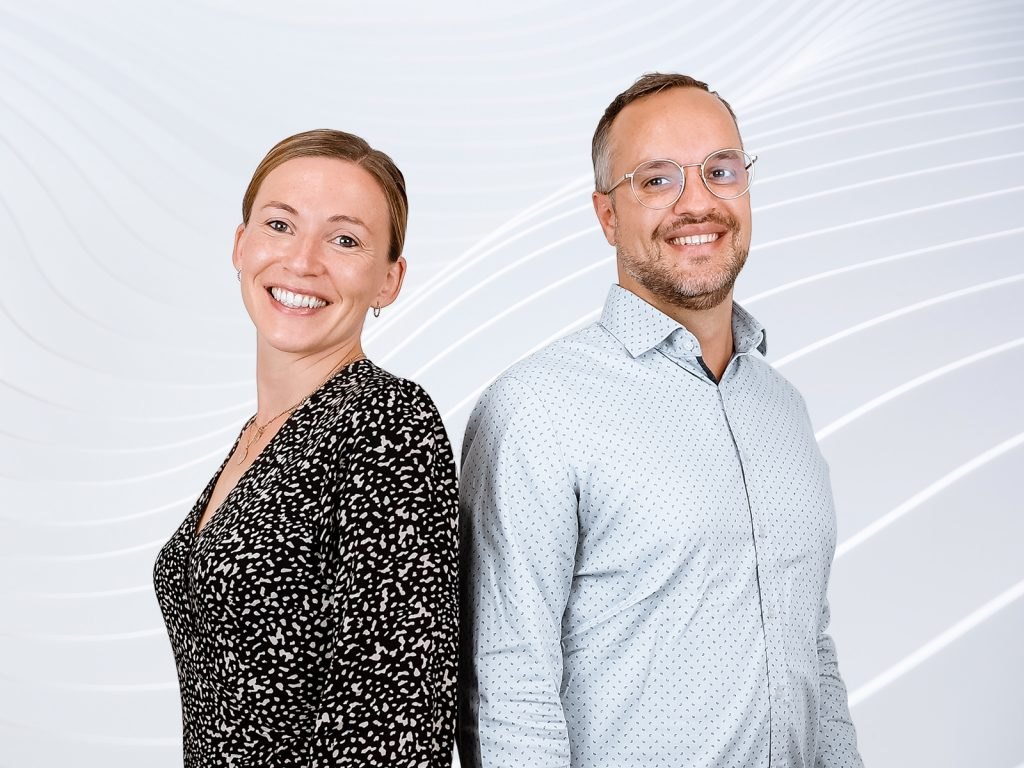 Philipp und Sandra Heller - Inhaber von Heller Hören